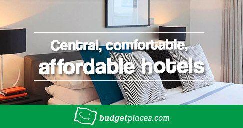 budgetplaces : trouvez des Hôtels, Auberges, B&B et Appartements pas chers dans le monde entier. Réservez maintenant et économisez, meilleur tarif garanti !