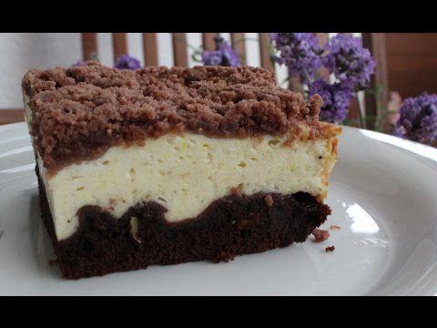 schoko k se kuchen mit vanillepudding und quark youtube kuchen pinterest vanillepudding. Black Bedroom Furniture Sets. Home Design Ideas