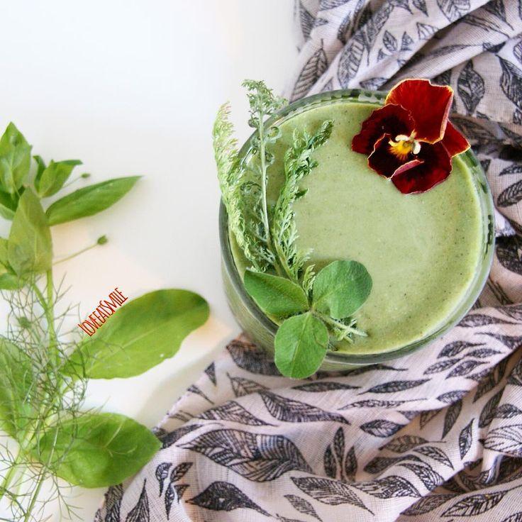 Green Detox! Vegan, healthy and yum