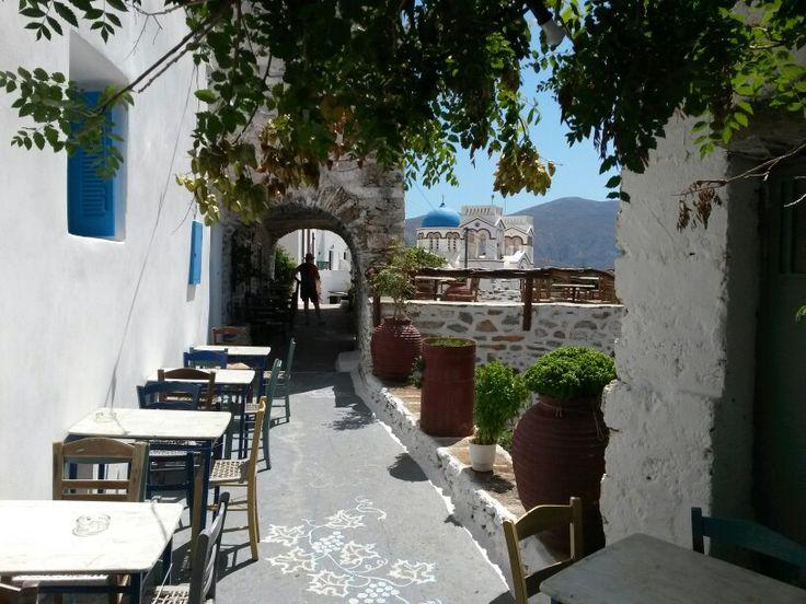 Amorgos, Tholaria