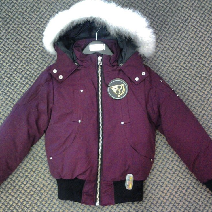 Don't wait until its too late! Get the kids their #winter #outerwear while sizes are in stock.. (this seasons new berry color from #mooseknucklescanada shown available from sizes 7/8 to 16)