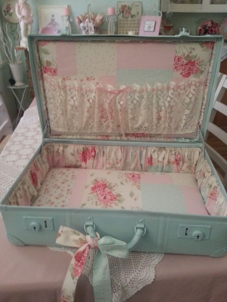 17 best Crafts - Vanity Case Restoration Ideas images on Pinterest ...