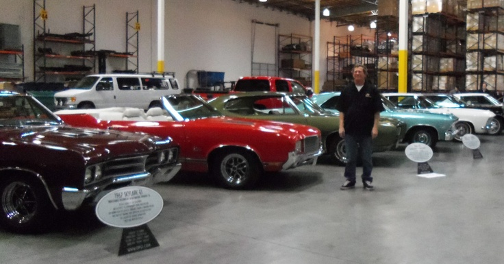 OPG's Collection of classics, Restored by JH Restorations, Riverside Ca