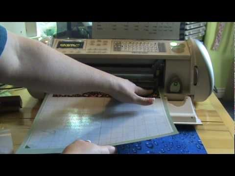 Cutting Fabric with Cricut SUPER SIMPLE!!! Tutorial
