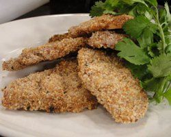 and Rosemary Oven Fried Chicken | Recipe | Oven Fried Chicken, Fried ...