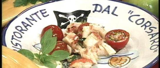 Lobster Salad Corsaro Style