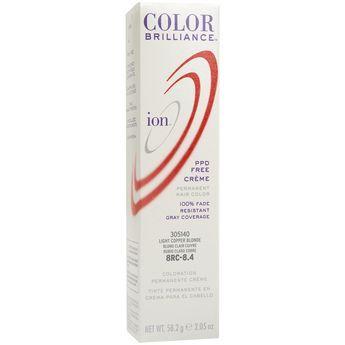 10a Lightest Ash Blonde Permanent Creme Hair Color Ion
