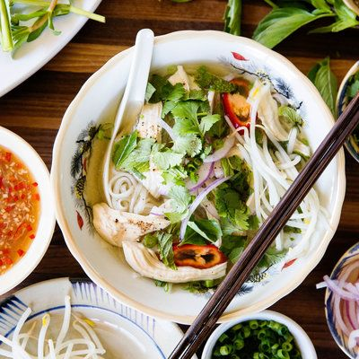 Pressure Cooker Chicken Pho - How to Make Pho - Sunset