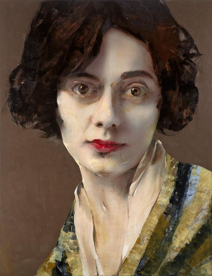 Lita Cabellut - More artists around the world in : http://www.maslindo.com #art #artists #maslindo
