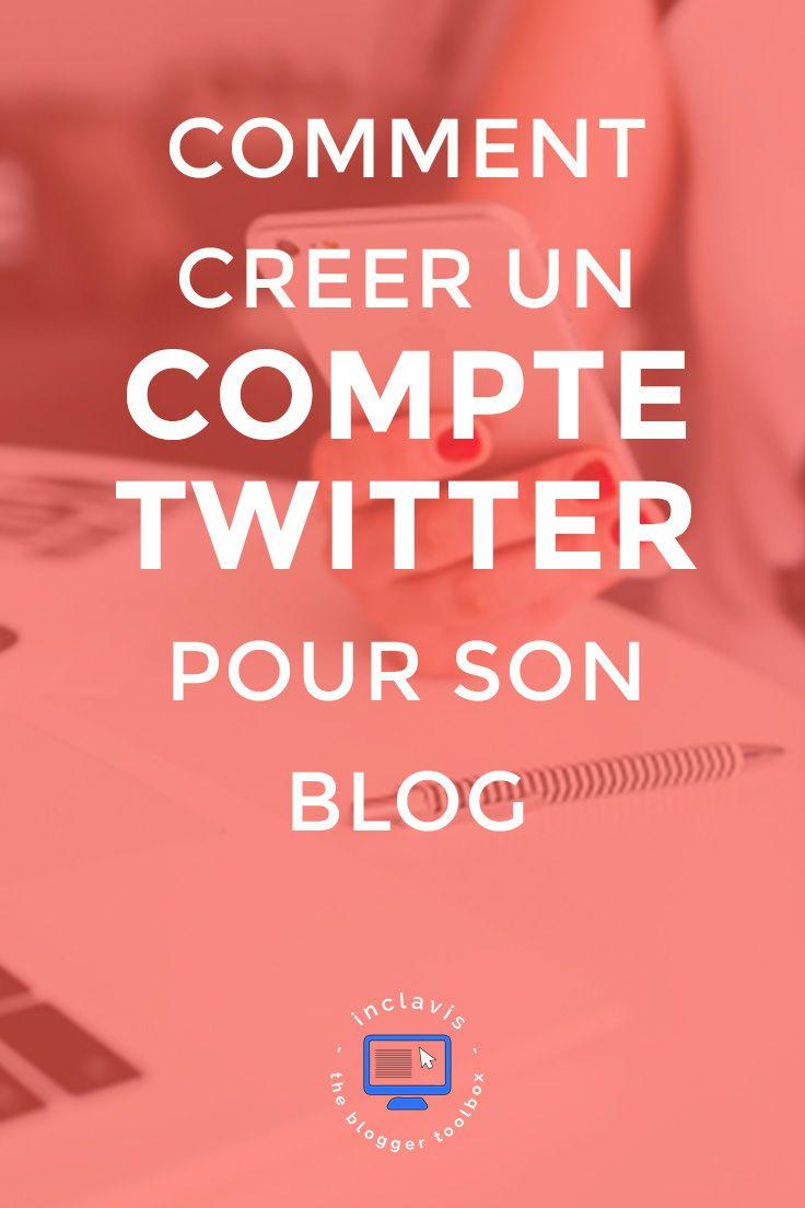 Comment créer un profil Twitter pour votre blog
