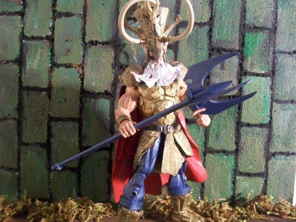 Odin (Marvel Legends) Custom Action Figure