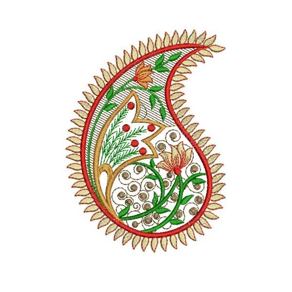 india embroidery | Indian Embroidery Designs 117