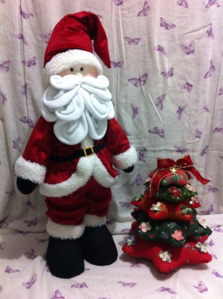 Papai Noel fofinho em soft