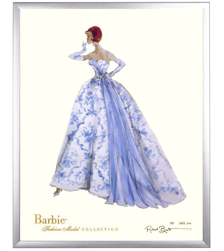 Provencale Barbie Limited Series Robert Best Barbie