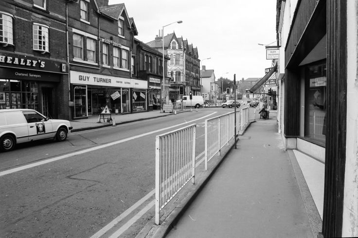 Photographs of Ilkeston, Derbyshire - Bottom of Bath Street, Ilkeston #1