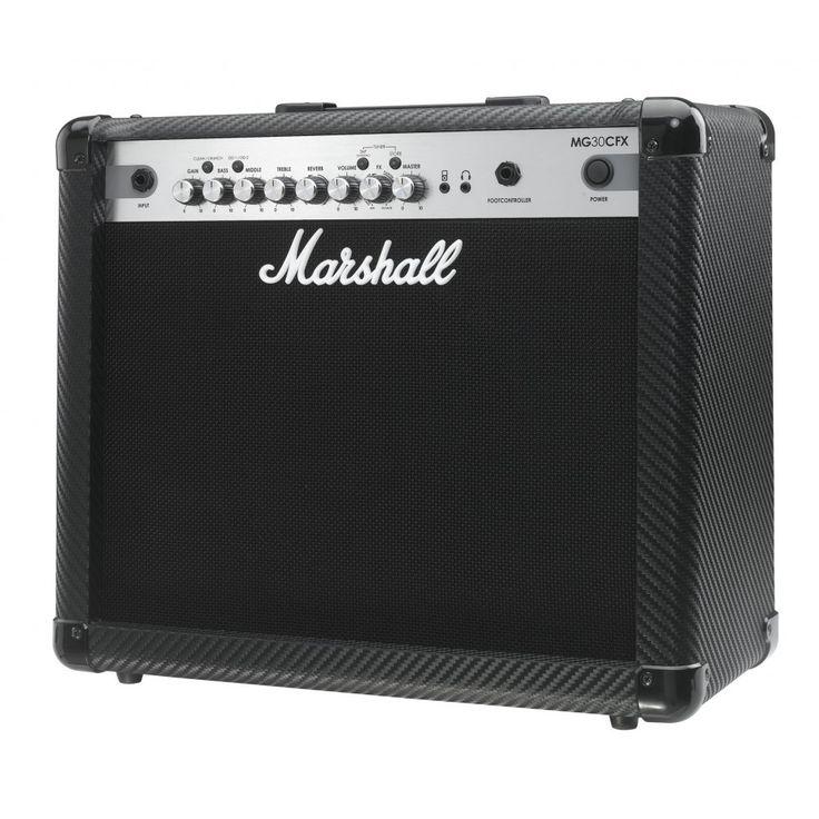 Marshall MG30CFX Guitar Amp