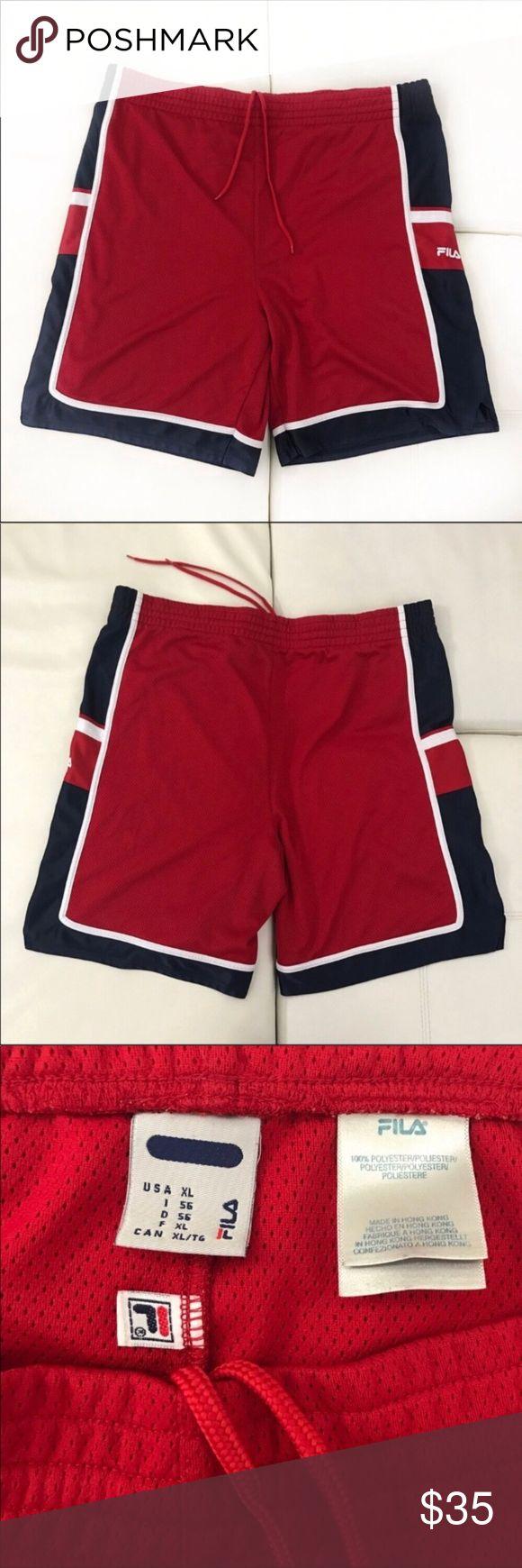 Fila athletic shorts Fila athletic shorts  Good condition, no flaws Fila Shorts Athletic