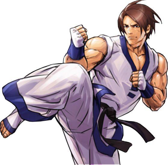 Kim Kaphwan KOF UM by OrochiDarkKyo.deviantart.com on @deviantART