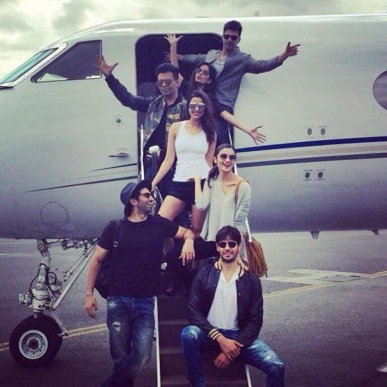 News,Katrina Kaif,parineeti chopra,alia bhatt,Sidharth Malhotra,Dream Team
