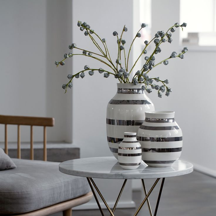 27 best omaggio images on Pinterest Vase, Jars and Vases - deko wohnzimmer vasen