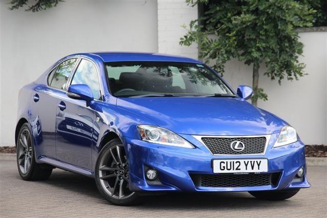 Used Lexus IS IS 250 2.5 F-Sport 605139542 - Twickenham
