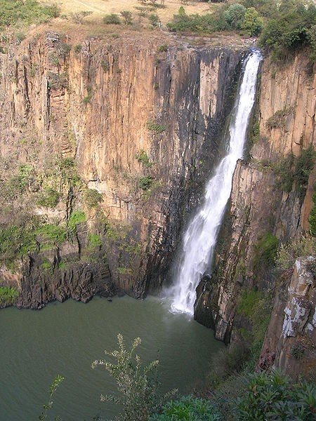 "This falls is probably the world's deadliest waterfalls. The fascinating 95 m tall Howick Falls of South Africa is known to Zulu people as the ""Place of the Tall One"". There have been a recorded 40 deaths surrounding Howick falls. Most of these have been recorded as suicides but accidents and murder have also been known to occur. Despite of these tragic events, the falls has become a major tourist attraction."