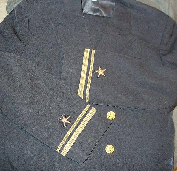 United States Navy Lieutenant Junior Grade Uniform