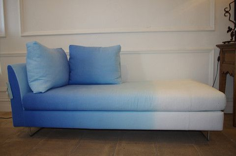 Designers Guild Daybed Balance #sofa #daybed #fabric #colour #luxurious #comfort