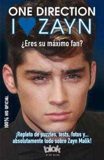 I LOVE ZAYN. One Direction
