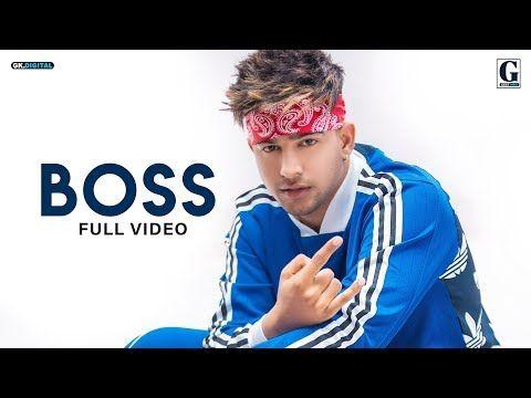 Boss : Jass Manak (Official Video) Satti Dhillon | Ri | Latest