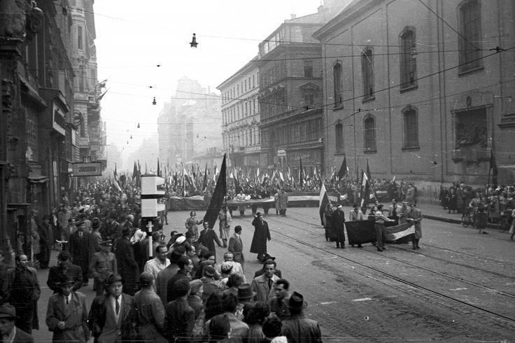 Hungary 1956 revolution