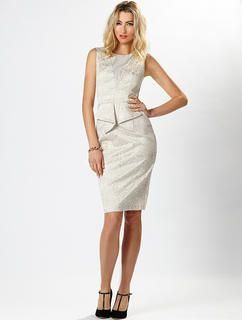 PINK RUBY Laken Dress