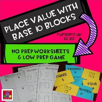 The 25+ best Place Value Worksheets trending ideas on Pinterest ...