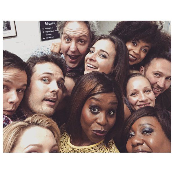 Holby city - cast ; Embedded image permalink