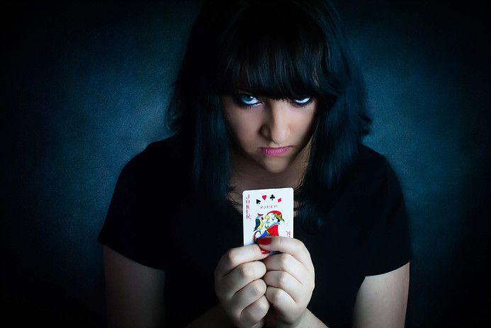 kpalczak   Studio poker girl