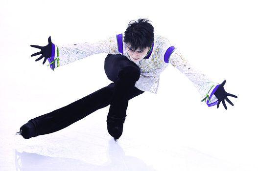 「どうかスケートを、練習を、夢をあきらめないで」