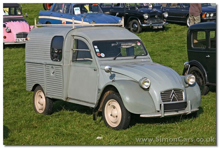 popular french car 2cv - Page 11 - THE H.A.M.B.