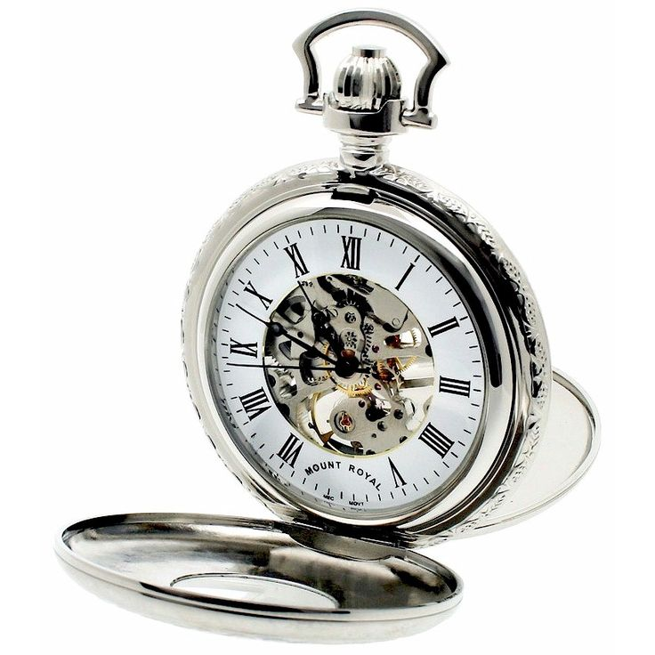 how to disassemble a pocket watch