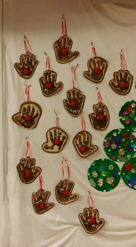 Julrenar av barn 1-3 år