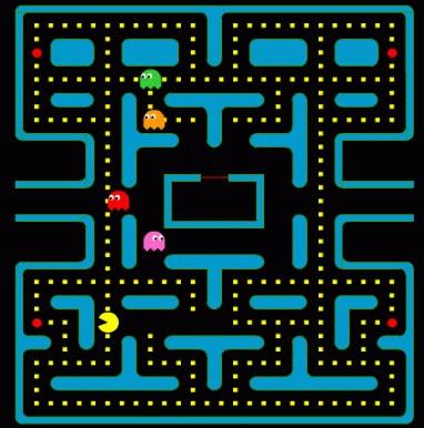 The Original Pac Man | beautiful nostalgia.. blast from ...