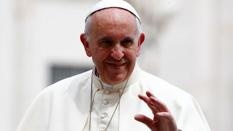 Pope Francis places call to ISS (VIDEO) https://tmbw.news/pope-francis-places-call-to-iss-video  Pope Francis placed a very long-distance phone call with the International Space Station, becoming only the second pope to ever make such a call.The pope chatted with the crew of six astronauts aboard the spacecraft and their intergalactic chat was streamed by both NASA and the Vatican.[embedded content]There are two Russian cosmonautson the ISS, as well as three American astronauts and Italian…