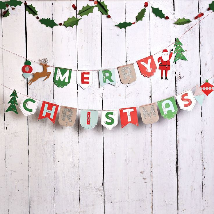Christmas Banner Photo Backdrop – PepperLu