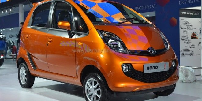 Tata Nano with AMT, Turbocharger Launch In October 2014