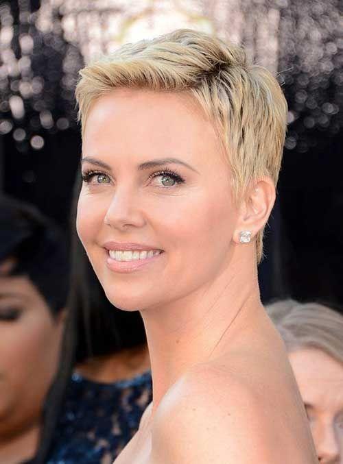 Best Celebrity Pixie Haircuts | hairstyles | Emma watson ...
