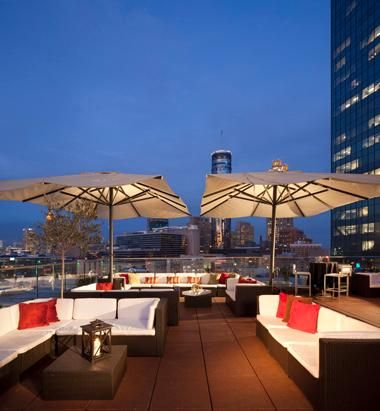 SkyLounge at the Glenn Hotel, Atlanta | World's Best Rooftop Bars