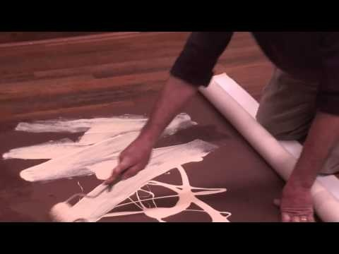 How to make artist canvas panels.