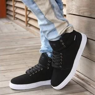 Winter Shoes Warm Men Shoes Sneakers with Fur 2014 Men's Sneakers  Comfortable Casual Shoes Size 7