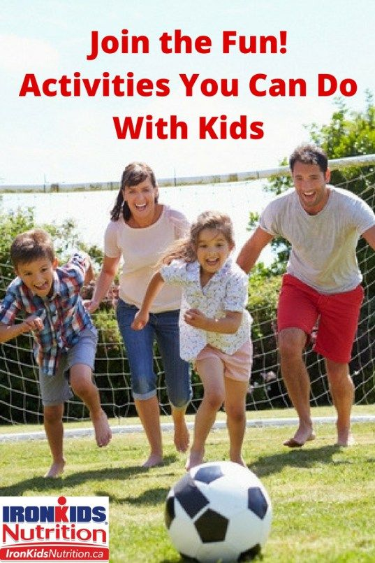 Activities You Can Do With Kids PIN