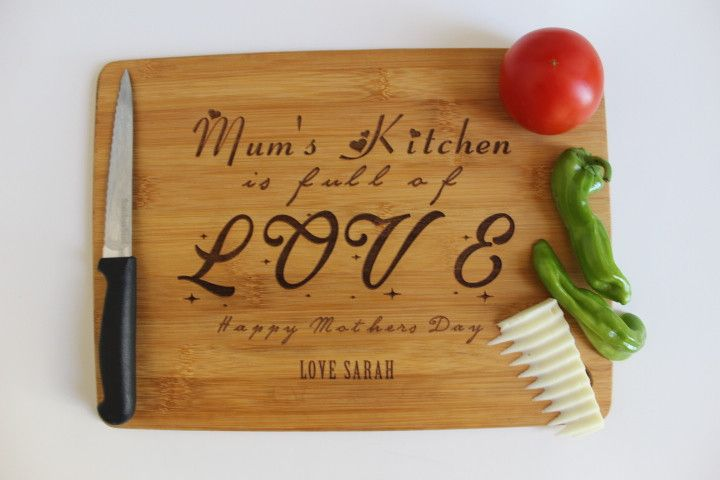 Cutting Boards – Cutting Board – a unique product by miracleHill on DaWanda