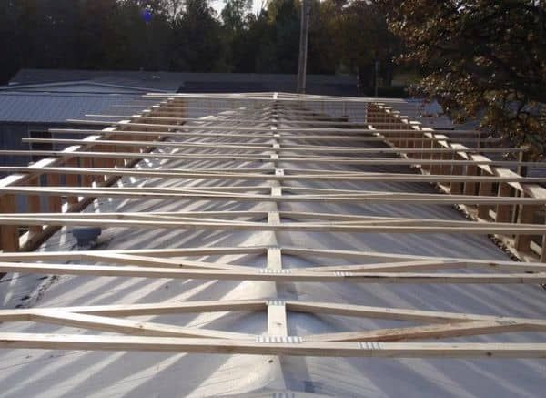 The Best Self Supported Mobile Home Roof Over Designs Mobile Home Roof Mobile Home Mobile Home Decorating